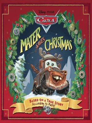 Cover of Mater Saves Christmas