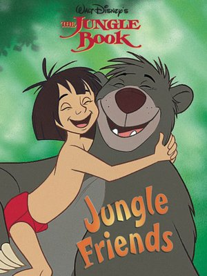 Cover of Jungle Friends