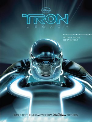 Click this cover for a(n) eBook sample of Tron the Junior Novel.