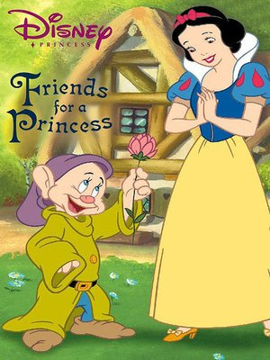 Click this cover for a(n) Online eBook sample of Friends for a Princess.