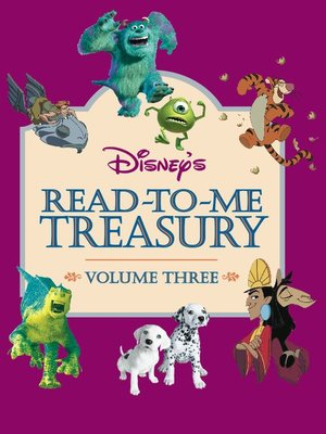 Disney's Read-To-Me Treasury
