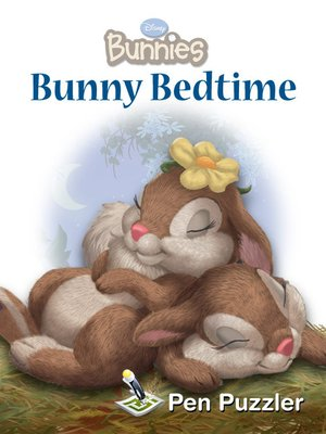 Click this cover for a(n) Online eBook sample of Bunny Bedtime
