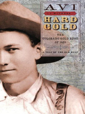 Click this cover for a(n) eBook sample of Hard Gold.