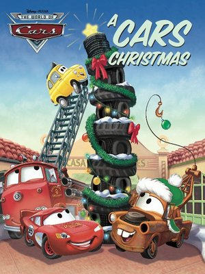 Click this cover for a(n) Online eBook sample of A Cars Christmas.