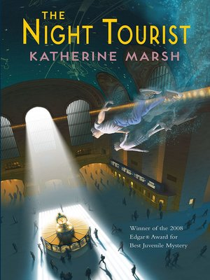 Cover of The Night Tourist