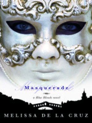 Cover of Masquerade