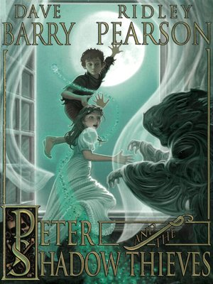Cover of Peter and the Shadow Thieves