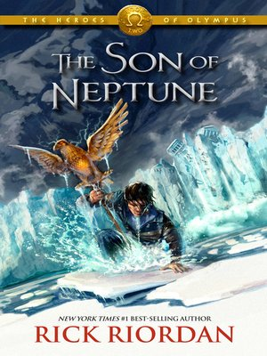 Click this cover for a(n) eBook sample of The Son of Neptune