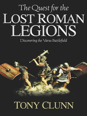 Click this cover for a(n) eBook sample of Quest for the Lost Roman Legions.