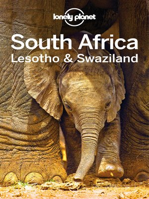 Cover of South Africa, Lesotho & Swaziland