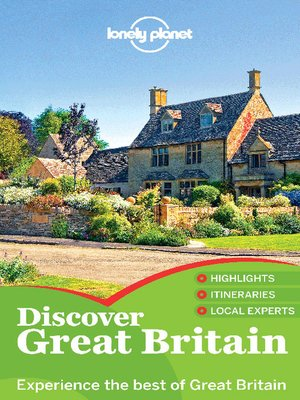 Cover of Discover Great Britain