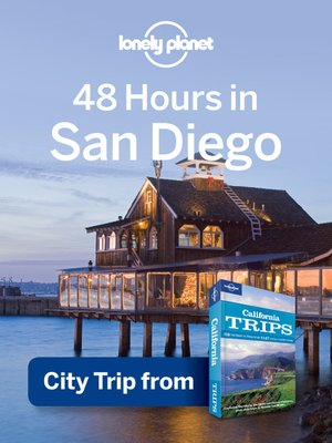 Click this cover for a(n) eBook sample of 48 Hours in San Diego