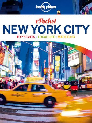 Cover of Pocket New York City Travel Guide