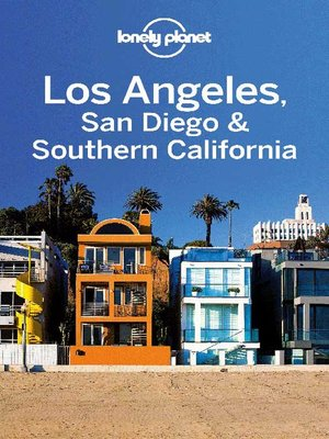 Cover of Los Angeles, San Diego & Southern California Travel Guide