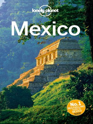 Click this cover for a(n) eBook sample of Mexico Travel Guide