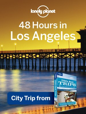 Click this cover for a(n) eBook sample of 48 Hours in Los Angeles