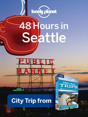 Click this cover for a(n) eBook sample of 48 Hours in Seattle.