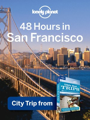Click this cover for a(n) eBook sample of 48 Hours in San Francisco