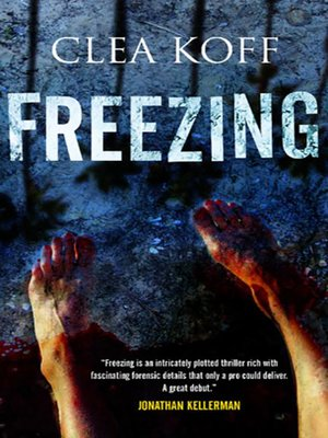 Click this cover for a(n) eBook sample of Freezing.