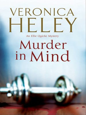 Click this cover for a(n) eBook sample of Murder in Mind.