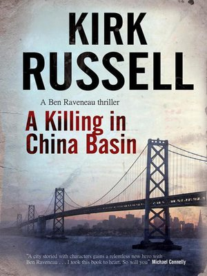 Cover of A Killing in China Basin