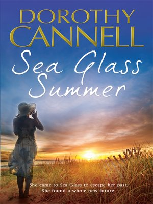 Click this cover for a(n) eBook sample of Sea Glass Summer