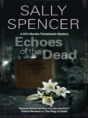 Cover of Echoes of the Dead