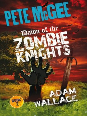 Click this cover for a(n) eBook sample of Dawn of the Zombie Knights