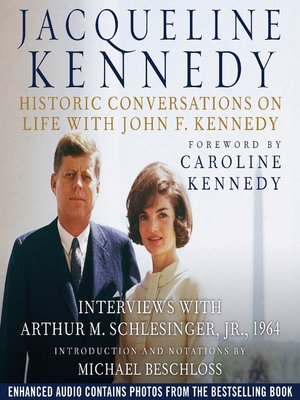 Click this cover for a(n) Audiobook sample of Jacqueline Kennedy.