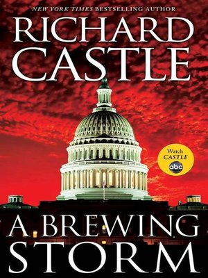 Click this cover for a(n) eBook sample of A Brewing Storm