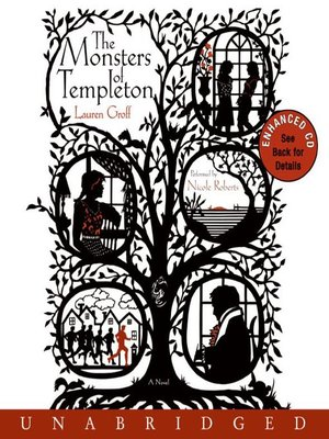 Click this cover for a(n) Audiobook sample of Monsters of Templeton
