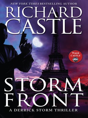 Click this cover for a(n) eBook sample of Storm Front.