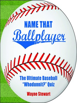 Click this cover for a(n) eBook sample of Name That Ballplayer.