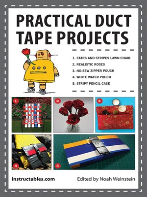 Cover of Practical Duct Tape Projects