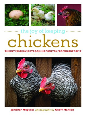 Click this cover for a(n) eBook sample of The Joy Of Keeping Chickens