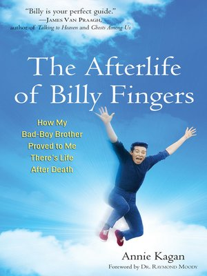 Click this cover for a(n) eBook sample of The Afterlife of Billy Fingers.