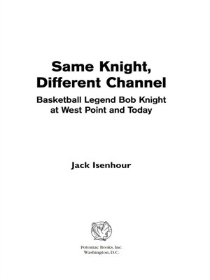 Click this cover for a(n) eBook sample of Same Knight, Different Channel.