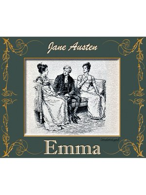 Click this cover for a(n) Audiobook sample of Emma.