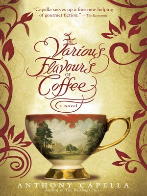 Click this cover for a(n) eBook sample of The Various Flavours of Coffee.
