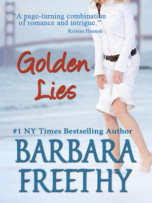 Click this cover for a(n) eBook sample of Golden Lies.