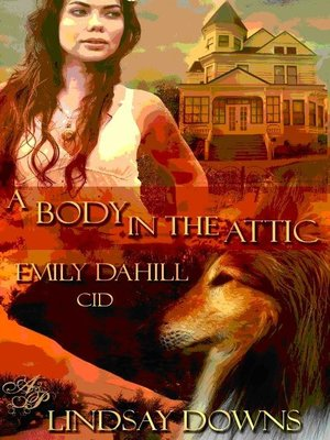 Click this cover for a(n) eBook sample of A Body in the Attic.