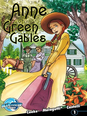 Anne of Green Gables, Issue 1
