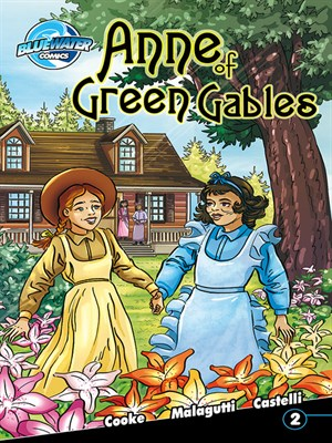 Anne of Green Gables, Issue 2