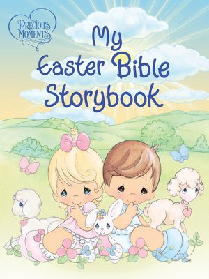 Click this cover for a(n) eBook sample of My Easter Bible Storybook.