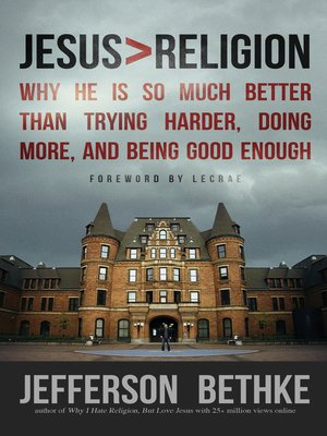 Click this cover for a(n) eBook sample of Jesus > Religion