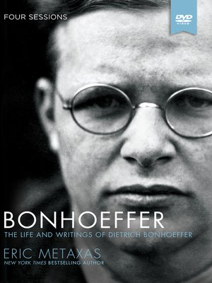 Click this cover for a(n) eBook sample of Bonhoeffer