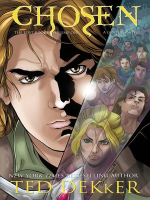 Click this cover for a(n) eBook sample of Chosen: Graphic Novel