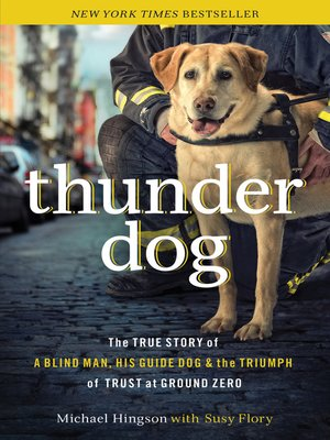 Click this cover for a(n) eBook sample of Thunder Dog.
