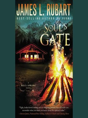 Click this cover for a(n) Audiobook sample of Soul's Gate.