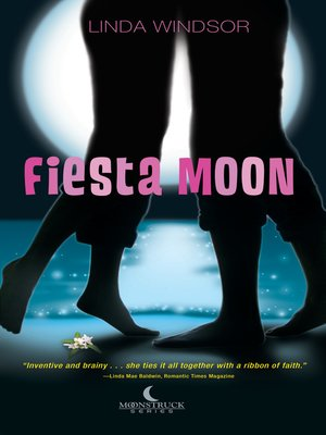 Click this cover for a(n) eBook sample of Fiesta Moon.